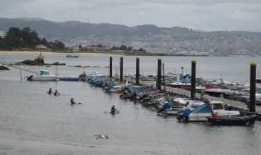 Estación marítima de Cangas. Barcos Cangas-Vigo y Cangas – Cíes